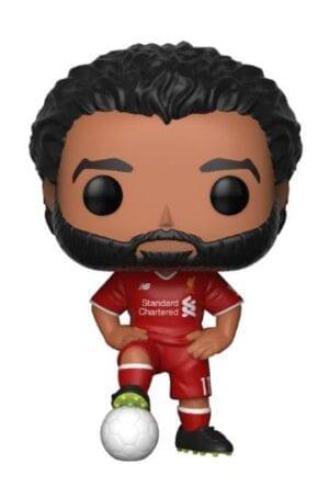 EPL POP! Football Vinyl Figure Mohamed Salah (Liverpool) 9 cm