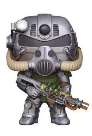 Fallout POP! Games Vinyl Figure T-51 Power Armor 9 cm