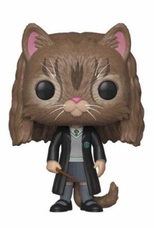 Harry Potter POP! Movies Vinyl Figure Hermione as Cat 9 cm