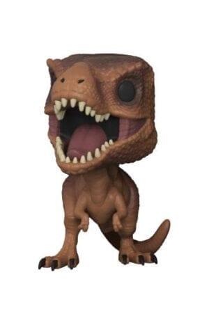 Jurassic Park POP! Movies Vinyl Figure Tyrannosaurus 9 cm
