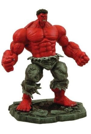 Marvel Select Action Figure Red Hulk 25 cm