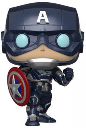Marvel's Avengers (2020 video game) POP! Marvel Vinyl Figure POP2 9 cm