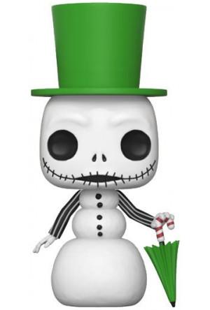 Nightmare before Christmas POP! Movies Vinyl Figure Snowman Jack 9 cm