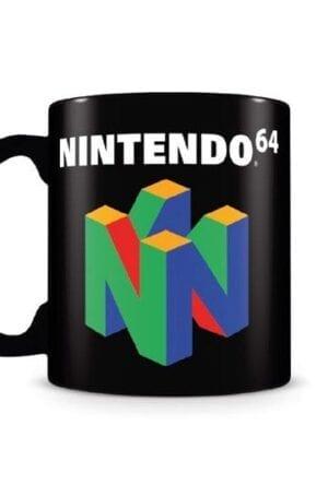 Nintendo Mug N64 Logo