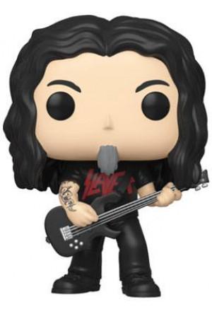 Slayer POP! Rocks Vinyl Figure Tom Araya 9 cm