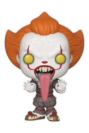 Stephen King's It 2 POP! Movies Vinyl Figure Pennywise w/ Dog Tongue 9 cm