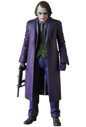 The Dark Knight MAF EX Action Figure Joker Ver. 2.0 16 cm