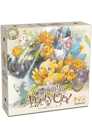 Chocobo Party Up! Board Game