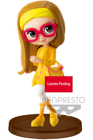 Disney Q Posket Petit Mini Figure Honey Lemon 7 cm