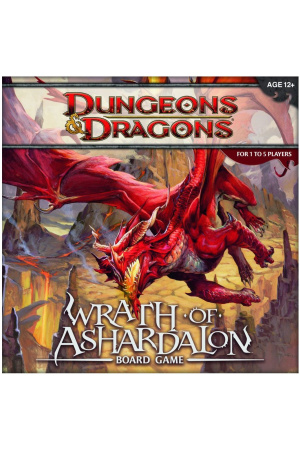 Dungeons & Dragons Board Game Wrath of Ashardalon english