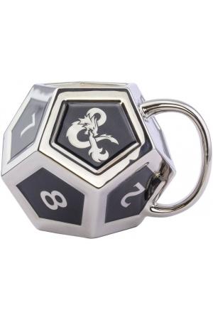 Dungeons & Dragons Mug D12
