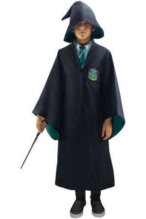 Harry Potter Kids Wizard Robe Slytherin