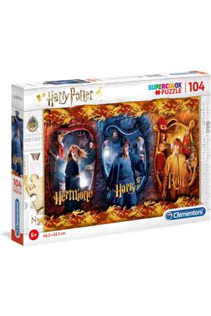 Harry Potter Super Color Puzzle Harry