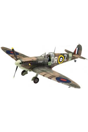 Iron Maiden Model Kit 1/32 Spitfire Mk.II 29 cm