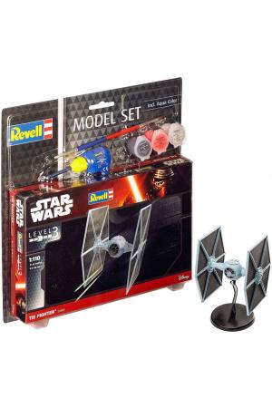 Star Wars Model Kit 1/110 Model Set TIE Fighter 9 cm