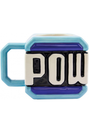 Super Mario Mug Pow Block