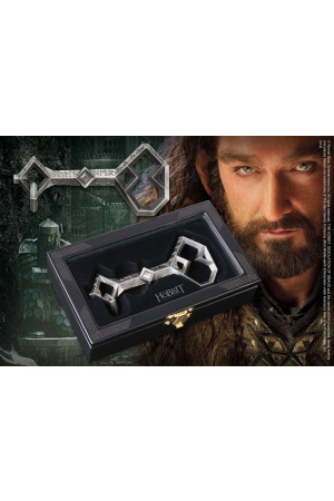 The Hobbit An Unexpected Journey Replica 1/1 Key to Erebor 14 cm