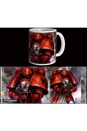 Warhammer 40K Mug Blood Angels Space Marines