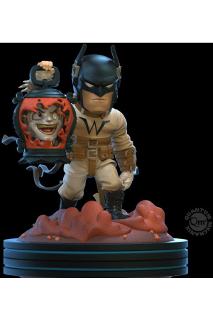 DC Comics Q-Fig Elite Figure Batman: Last Knight On Earth 10 cm