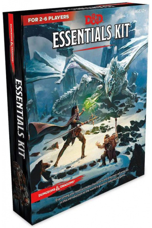 Dungeons & Dragons Essentials Kit english