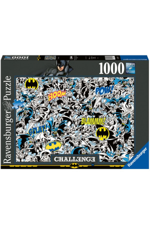 DC Comics Challenge Jigsaw Puzzle Batman (1000 pieces)