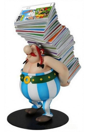 Asterix Collectoys Statue Obelix 21 cm