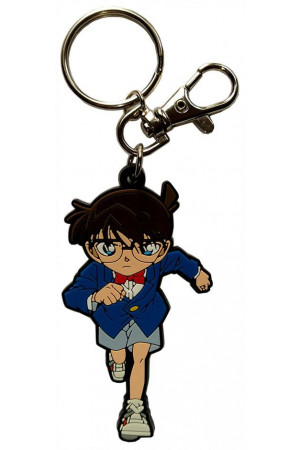 Case Closed Rubber Keychain Conan 7 cm