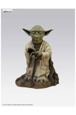 Star Wars Episode V Elite Collection Statue Yoda on Dagobah 16 cm
