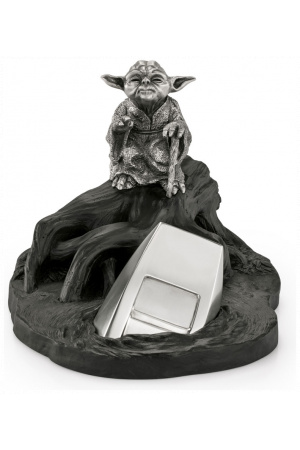 Star Wars Episode V Pewter Collectible Statue Yoda Limited Edition 14 cm
