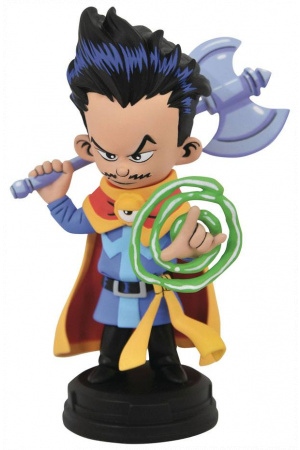 Marvel Animated Statue Doctor Strange 13 cm