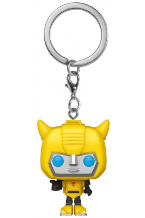 Transformers Pocket POP! Vinyl Keychains 4 cm Bumblebee Display (12 stk.)