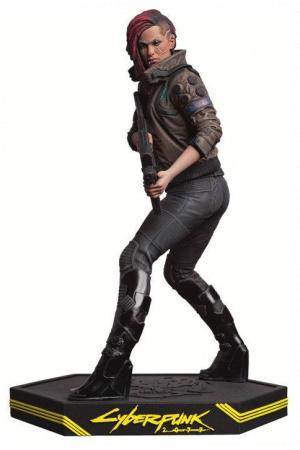 Cyberpunk 2077 PVC Statue Female V 22 cm