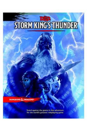 Dungeons & Dragons RPG Adventure Storm King's Thunder english