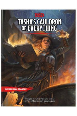 Dungeons & Dragons RPG Tasha´s Cauldron of Everything english