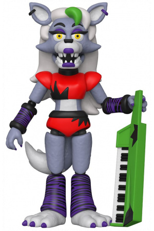 Five Nights at Freddy's Security Breach Action Figure Roxanne Wolf 13 cm