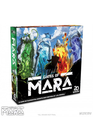 Gates of Mara Board Game *English Version*