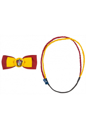 Harry Potter Trendy Hair Accessories 2 Set Gryffindor