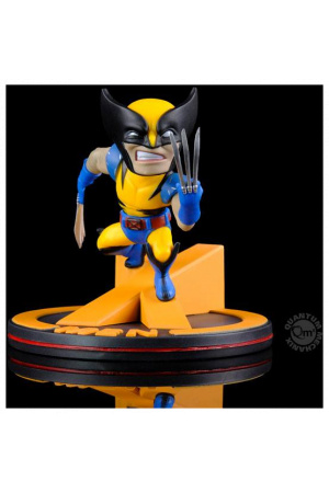 Marvel Q-Fig Diorama Wolverine (X-Men) 10 cm