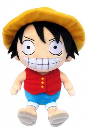 One Piece Plush Figure Luffy 32 cm