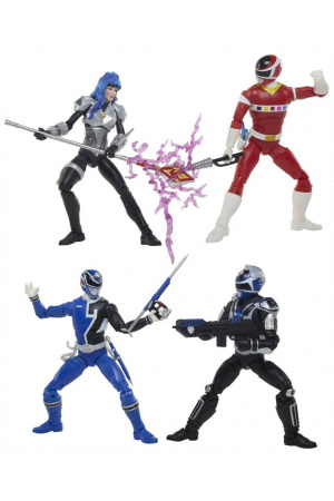 Power Rangers Lightning Collection Action Figure 2-Packs 15 cm 2021 Wave 1 Assortment (4)