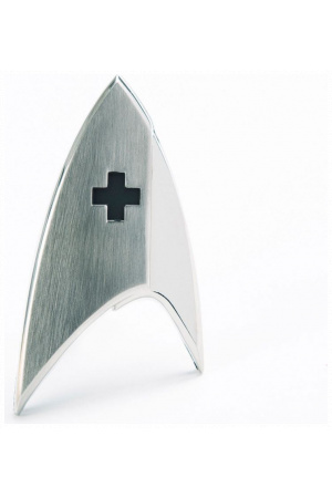 Star Trek Discovery Replica 1/1 Magnetic Starfleet Medical Division Badge