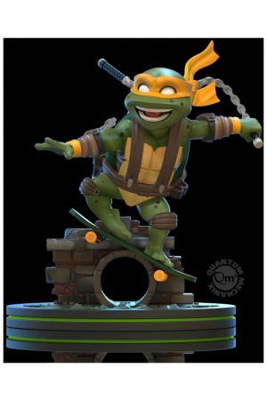 Teenage Mutant Ninja Turtles Q-Fig Figure Michelangelo 13 cm