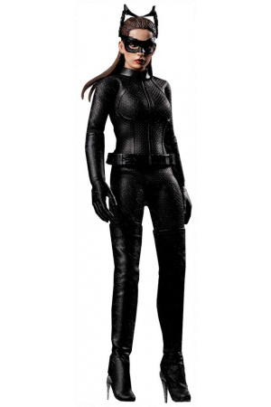 The Dark Knight Action Figure 1/12 Catwoman 17 cm