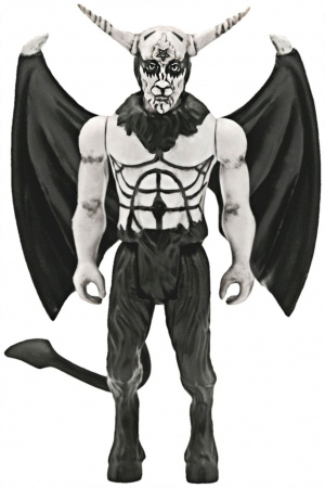 Venom ReAction Action Figure Black Metal 10 cm