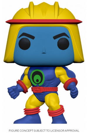 Masters of the Universe POP! Animation Vinyl Figure Sy Klone 9 cm