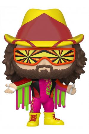 WWE POP! Vinyl Figure Macho Man Randy Savage 9 cm