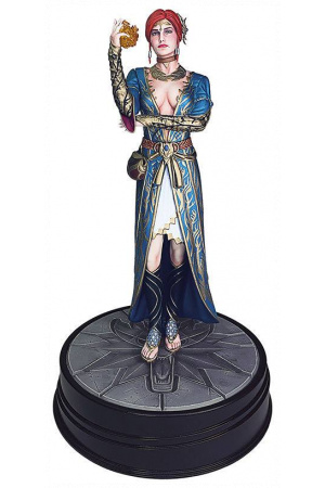 Witcher 3 Wild Hunt PVC Statue Triss Merigold Series 2 21 cm