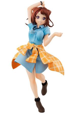 BanG Dream! Girls Band Party! Pop Up Parade PVC Statue Kasumi Toyama 17 cm