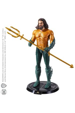 DC Comics Bendyfigs Bendable Figure Aquaman 19 cm