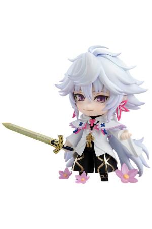 Fate/Grand Order Nendoroid Action Figure Caster/Merlin Magus of Flowers Ver. 10 cm